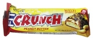 Chef Robert Irvine FortiFX - Fit Crunch Protein Bar Peanut Butter - 88 Grams by Chef Robert Irvine FortiFX