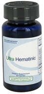 BioGenesis Nutraceuticals - Ultra Hematinic - 60 Capsules, from category: Professional Supplements