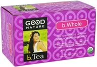 Good Nature Tea - Organic beTea b.Whole - 20 Tea Bags by Good Nature Tea