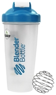 Blender Bottle - Classic Aqua - 28 oz. By Sundesa