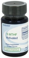 Image of BioGenesis Nutraceuticals - 5 MTHF Activated - 30 Vegetarian Capsules