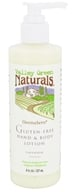 Image of Valley Green Naturals - DermaSens Gluten-Free Hand & Body Lotion Lavender - 8 oz.
