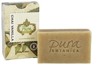 Pura Botanica - Cleansing Bar Chai Vanilla - 4.35 oz.