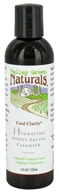 Valley Green Naturals - Cool Clarity Hydrating Honey Facial Cleanser - 4 oz. (091037260666)
