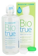 Bausch & Lomb - BioTrue Multi-Purpose Contact Lens Solution & Lens Case - 10 oz.