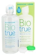 Bausch & Lomb - BioTrue Multi-Purpose Contact Lens Solution & Lens Case - 10 oz. - $12.49