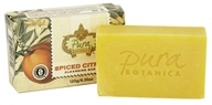 Pura Botanica - Cleansing Bar Spiced Citrus - 4.35 oz.