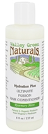 Valley Green Naturals - Ultimate Fusion Hair Conditioner Rosemary Mint - 8 oz. - $11.99