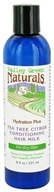 Valley Green Naturals - Hydration Plus Tea Tree Citrus Conditioning Hair Milk - 8 oz. - $11.99