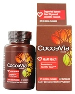 Image of Mars Botanical - CocoaVia Daily Cocoa Extract Supplement - 60 Vegetarian Capsules