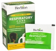 Herbion - Respiratory Care Herbal Granules - 10 Sachets, from category: Herbs