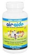 NU Century Herbs - Airaide for Active Lifestyles - 90 Capsules, from category: Nutritional Supplements