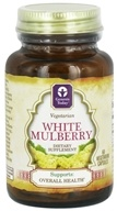 Genesis Today - White Mulberry 400 mg. - 60 Vegetarian Capsules, from category: Herbs
