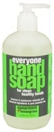 Image of EO Products - Everyone Liquid Hand Soap Spearmint + Lemongrass - 12.75 oz.