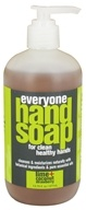 Image of EO Products - Everyone Liquid Hand Soap Lime + Coconut with Strawberry - 12.75 oz.