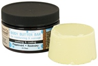 Image of Biggs & Featherbelle - Body Butter Bar Peppermint & Rosemary - 2.5 oz.