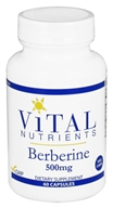 Vital Nutrients - Barberine 500 mg. - 60 Capsules (693465283110)