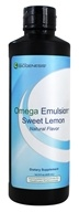 BioGenesis Nutraceuticals - Omega 3 6 9 Emulsion Sweet Lemon Flavor - 16 oz. - $28
