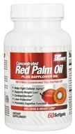Top Secret Nutrition - Concentrated Red Palm Oil Plus Safflower Oil - 60 Softgels