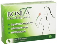 Essential Source - Bonita Hair, Skin and Nails - 30 Softgels by Essential Source