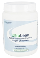 BioGenesis Nutraceuticals - UltraLean Body Composition Formula Vegan Chocolate - 1.4 lbs.