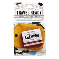 JR Liggett's - eZ-Pouch Travel Case and Ultra Balanced Shampoo Bar
