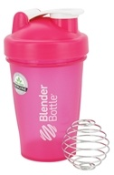 Blender Bottle - Classic Full-Color Pink - 20 oz. By Sundesa, from category: Sports Nutrition