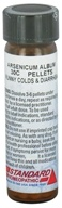 NuAge - Arsenicum Album 30 C - 160 Pellets, from category: Homeopathy