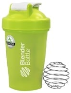 Blender Bottle - Classic Full-Color Green - 20 oz. By Sundesa