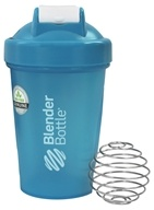 Blender Bottle - Classic Full-Color Aqua - 20 oz. By Sundesa - $8.49