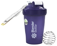 Blender Bottle - Classic Full-Color Purple - 20 oz. By Sundesa