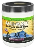 Acli-Mate - Mountain Sport Drink Mountain Grape - 13.8 oz.