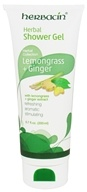 Herbacin - Herbal Collection Shower Gel Lemongrass + Ginger - 6.7 oz.
