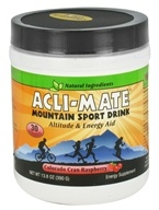 Acli-Mate - Mountain Sport Drink Colorado Cran-Raspberry - 13.8 oz.