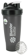 Blender Bottle - Classic Full-Color Black - 28 oz. By Sundesa
