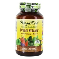 MegaFood - Dream Release - 60 Tablets, from category: Nutritional Supplements