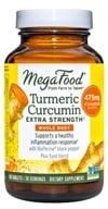 MegaFood - Extinguish Healthy Whole Body Inflammation Response - 60 Tablets
