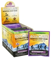 Acli-Mate - Mountain Sport Drink Mountain Grape - 30 Packet(s), from category: Sports Nutrition