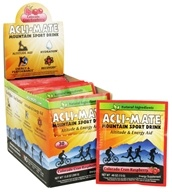 Image of Acli-Mate - Mountain Sport Drink Colorado Cran-Raspberry - 30 Packet(s)