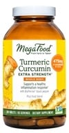 Image of MegaFood - Extinguish Healthy Whole Body Inflammation Response - 120 Tablets