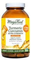 MegaFood - Extinguish Healthy Whole Body Inflammation Response - 120 Tablets