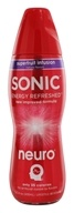 Neuro - Sonic Lightly Carbonated Nutritional Supplement Drink Super Fruit Infusion - 14.5 oz.
