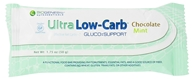 Image of BioGenesis Nutraceuticals - Ultra Low-Carb Gluco Support Bar Chocolate Mint - 1.75 oz.
