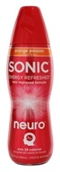 Neuro - Sonic Lightly Carbonated Nutritional Supplement Drink Blood Orange Passion - 14.5 oz., from category: Health Foods