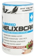Nubreed Nutrition - Helix BCAA Engineered Recovery Catalyst Cherry Limeade - 11.96 oz. by Nubreed Nutrition