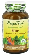 MegaFood - Bone Multivitamin - 60 Tablets