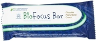BioGenesis Nutraceuticals - BioFocus Bar Chocolate Peanut Butter Crunch - 1.75 oz. - $3.66