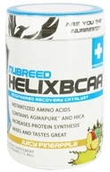 Nubreed Nutrition - Helix BCAA Engineered Recovery Catalyst Juicy Pineapple - 11.96 oz. by Nubreed Nutrition