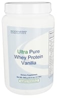 BioGenesis Nutraceuticals - Ultra Pure Whey Protein Vanilla - 2.1 lbs., from category: Professional Supplements
