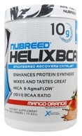Nubreed Nutrition - Helix BCAA Engineered Recovery Catalyst Mango Orange - 11.96 oz.
